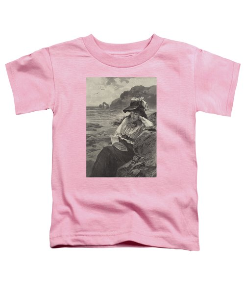 The World Forgetting Toddler T-Shirt