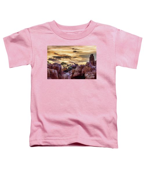 There She Goes Toddler T-Shirt