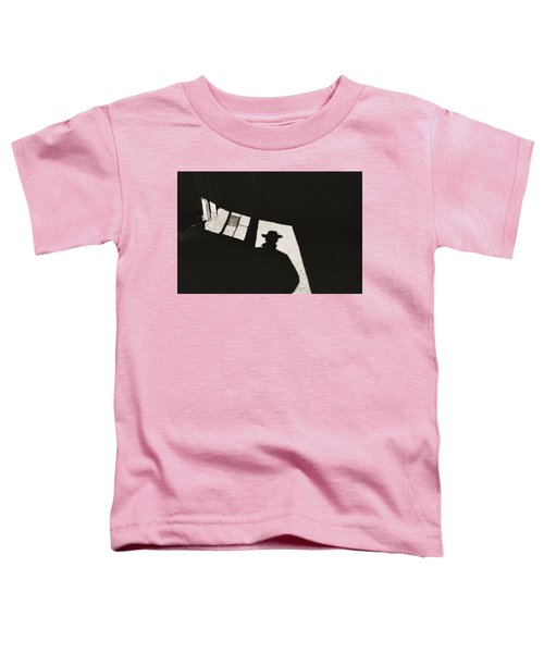 There's A New Sheriff In Town Toddler T-Shirt