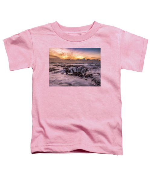 Thor's Well Toddler T-Shirt