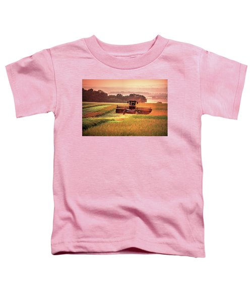 Swathing On The Hill Toddler T-Shirt