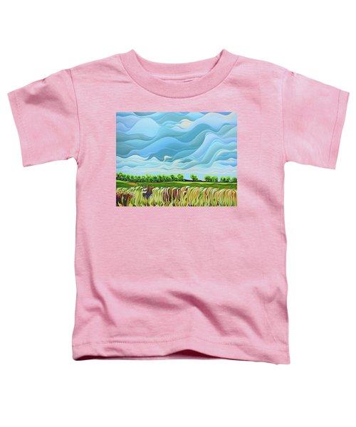 Thunder Sky Toddler T-Shirt