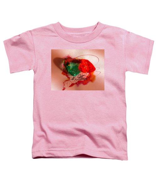 Ti Amo Too Toddler T-Shirt