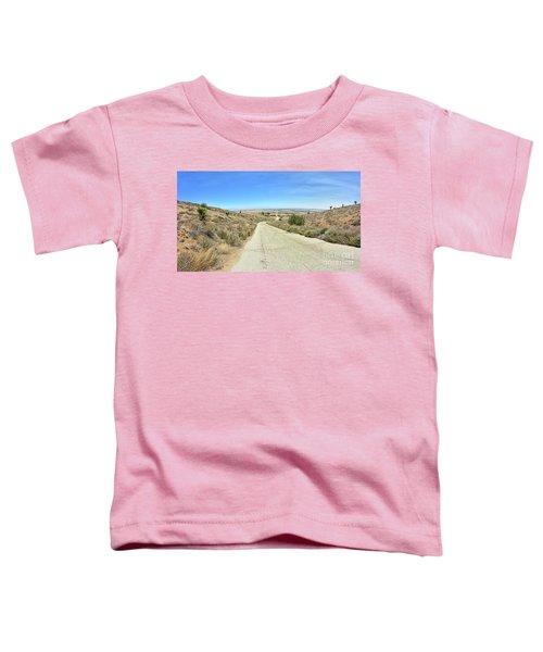 Tierra Subida Avenue Toddler T-Shirt