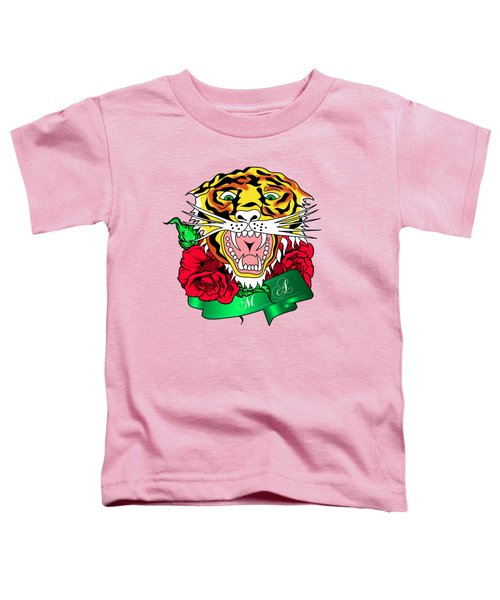 Tiger L Toddler T-Shirt
