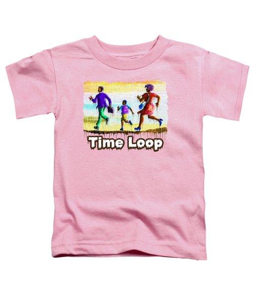 Time Loop Toddler T-Shirt