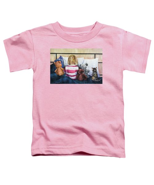 Time Out With My Friends Toddler T-Shirt