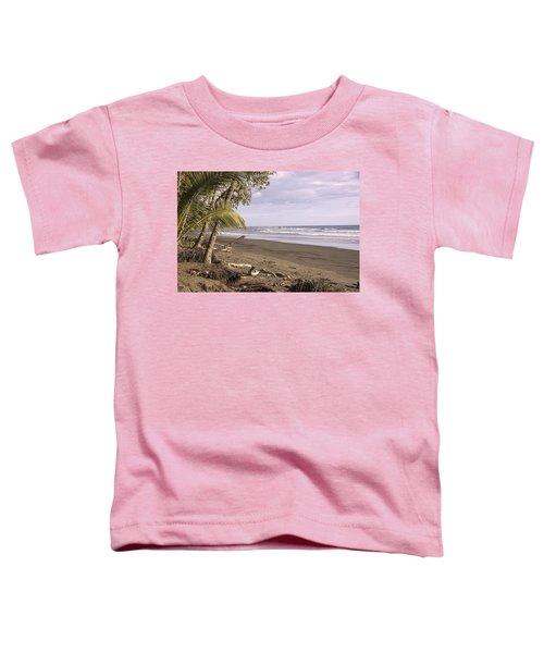 Tiskita Pacific Ocean Beach Toddler T-Shirt