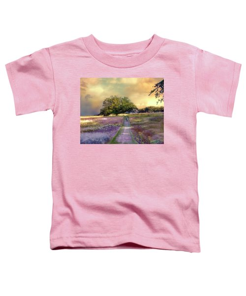 Together We Can Weather The Storms Toddler T-Shirt