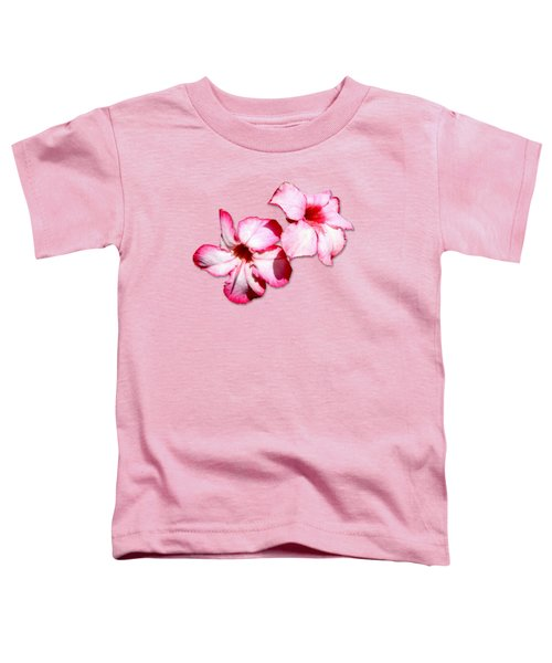 Too Pink Toddler T-Shirt