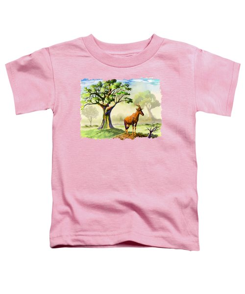 Topi The Antelope Toddler T-Shirt