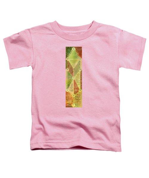 Toward Consciousness Toddler T-Shirt