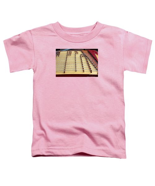 Traditional Chinese Instrument Toddler T-Shirt