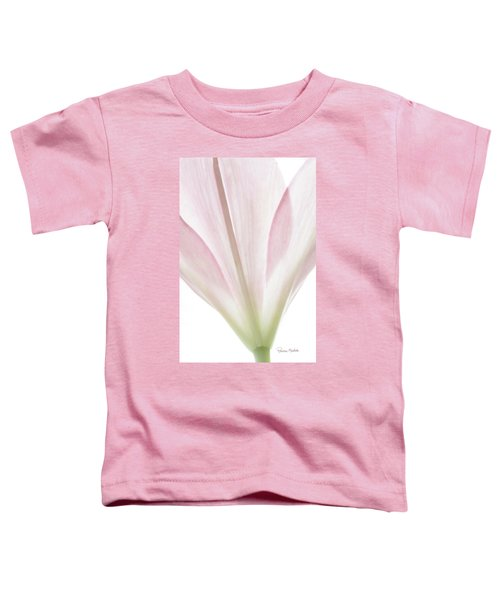 Transparent Lilly I Toddler T-Shirt