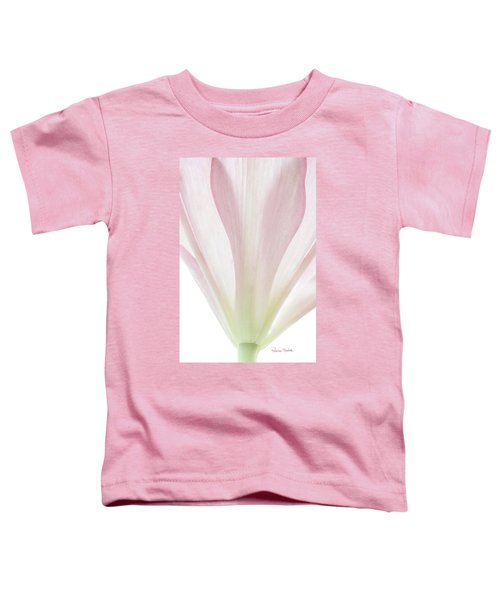 Transparent Lilly II Toddler T-Shirt