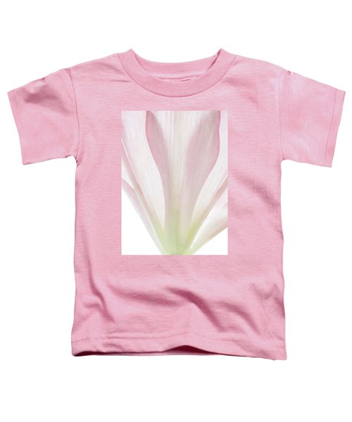 Transparent Lilly II Toddler T-Shirt