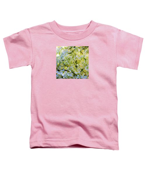 Trees And Leaves Toddler T-Shirt