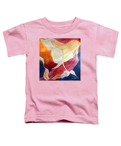 Tribute To An Angel Toddler T-Shirt