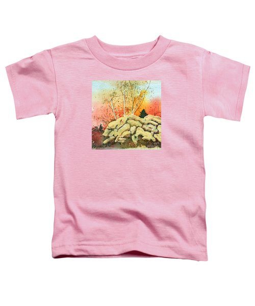 Triptych Panel 2 Toddler T-Shirt