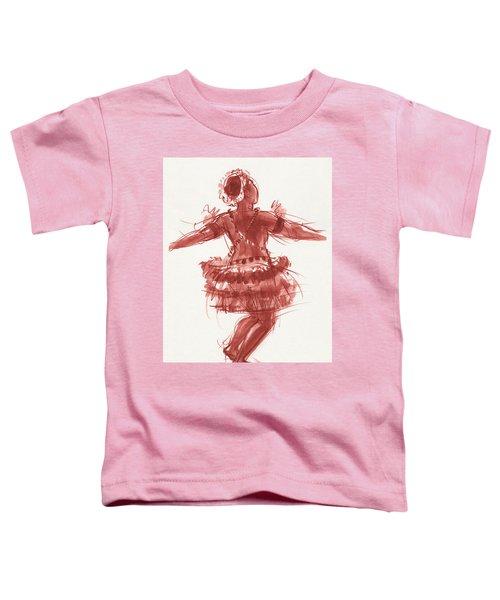 Trobriand Islands Dancer Toddler T-Shirt