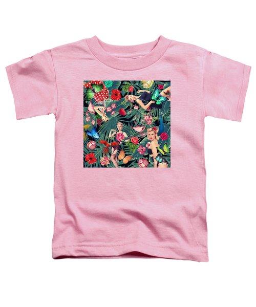 Tropical Fun Sexy  Toddler T-Shirt