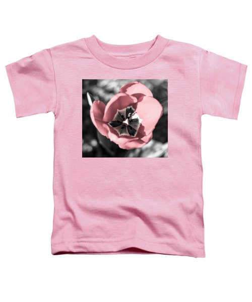 Tulip Up Close Toddler T-Shirt