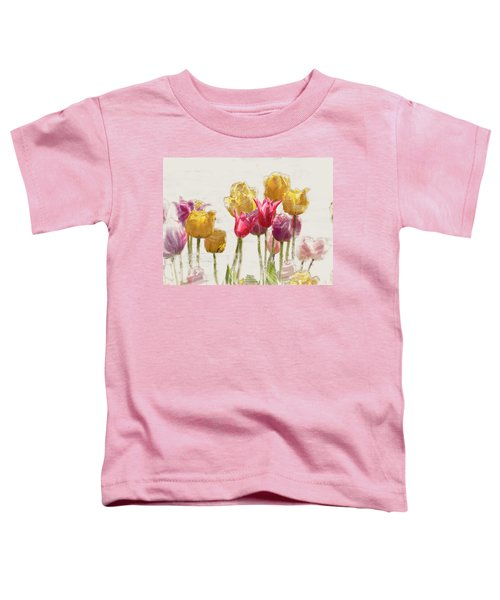 Tulipe Toddler T-Shirt