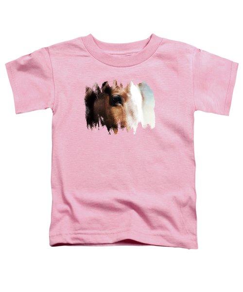 Tumbleweed Up Close Toddler T-Shirt
