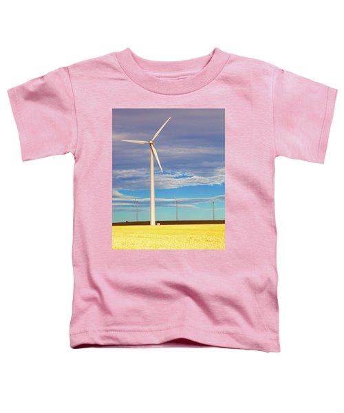 Turbine Formation Toddler T-Shirt