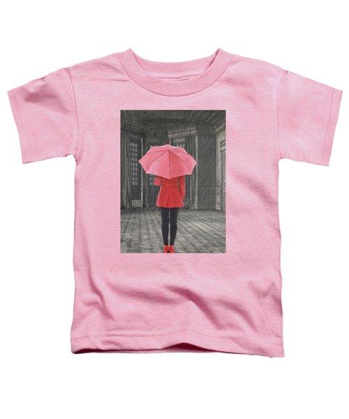 Umbrella Toddler T-Shirt
