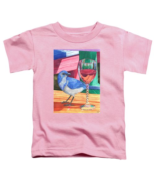 Unattended Toddler T-Shirt