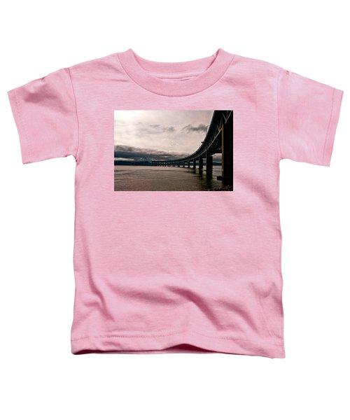 Under The Tappan Zee Toddler T-Shirt