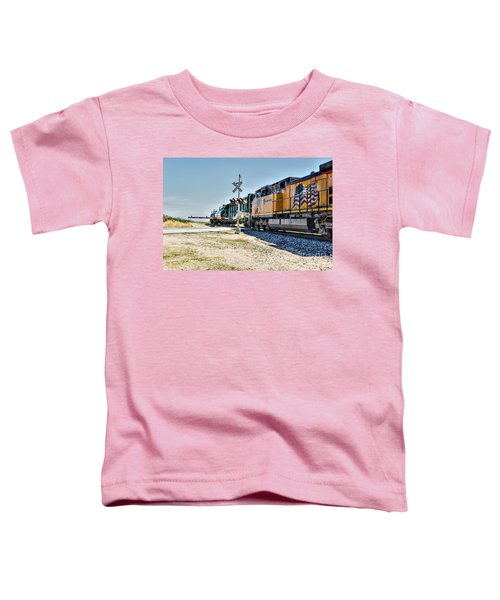 Union Pacific Toddler T-Shirt