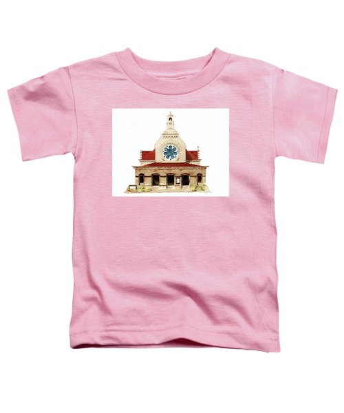 Unitarian Church - F.furness Toddler T-Shirt