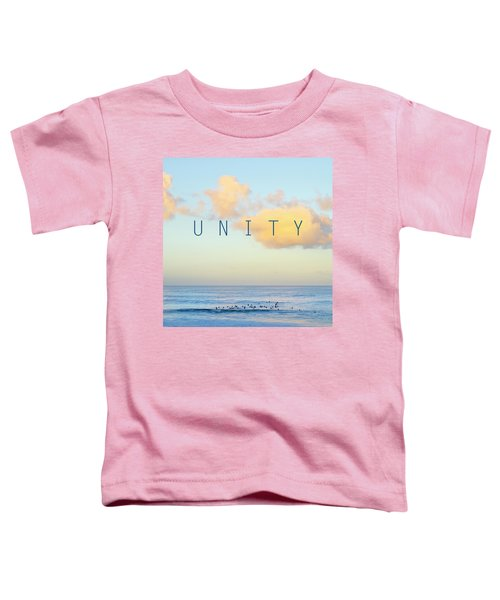 Unity. Toddler T-Shirt