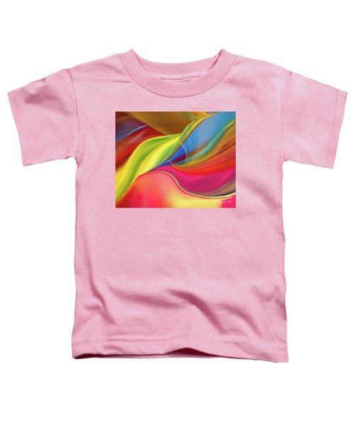 Upside Down Inside Out Toddler T-Shirt