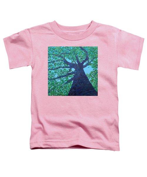 Upward Treejectory Toddler T-Shirt