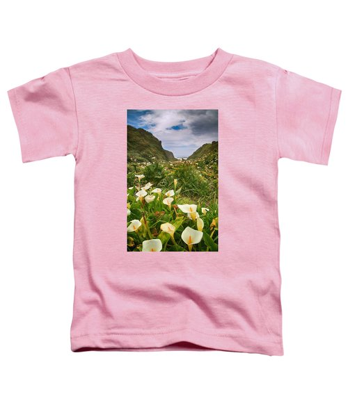 Valley Of The Lilies Toddler T-Shirt