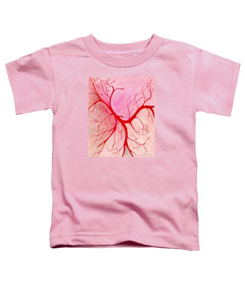 Veins Within Toddler T-Shirt