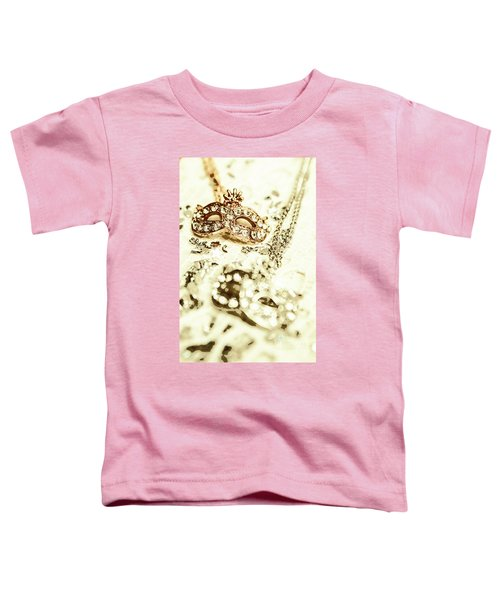 Venetian Crystal Style Toddler T-Shirt
