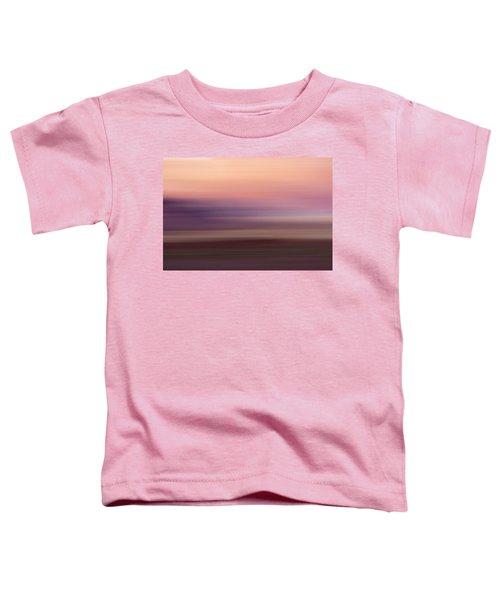 Vermilion Cliff At Dusk Toddler T-Shirt