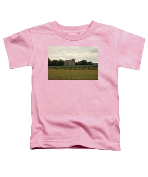 Vezac Church 1300 Toddler T-Shirt
