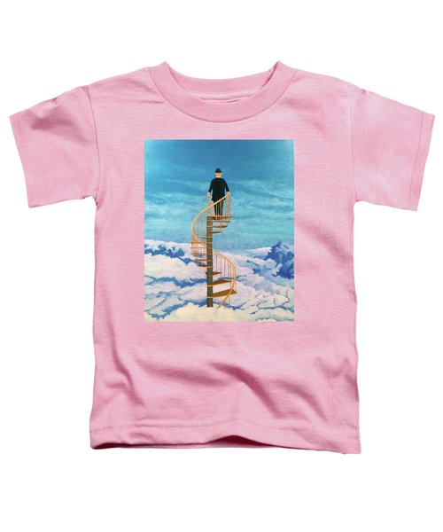 View From Above Toddler T-Shirt