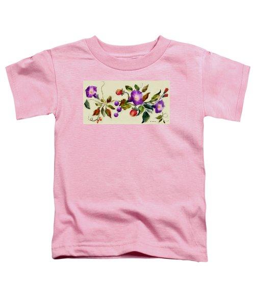 Vintage Charm Toddler T-Shirt