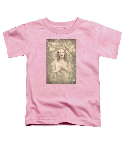 Vintage Portrait Toddler T-Shirt