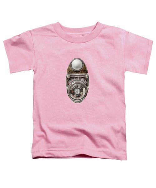 Vintage Sekonic Deluxe Light Meter Toddler T-Shirt