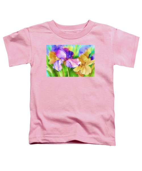 Voices Of Spring Toddler T-Shirt