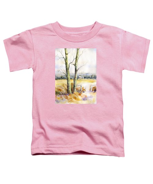 Wagner's Farm Toddler T-Shirt