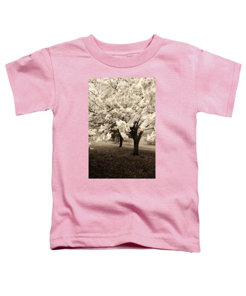 Waiting For Sunday - Holmdel Park Toddler T-Shirt