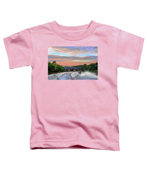 Wake Jumper  Toddler T-Shirt